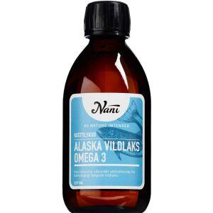 Køb Nani Alaska vildlaks Omega 3 237 ml online hos apotekeren.dk