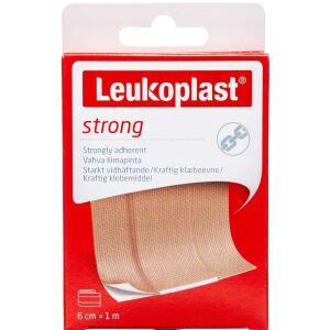 Køb Leukoplast Strong plaster 6 cm x 1 m online hos apotekeren.dk