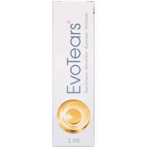 Køb EvoTears Øjendråber 3 ml online hos apotekeren.dk