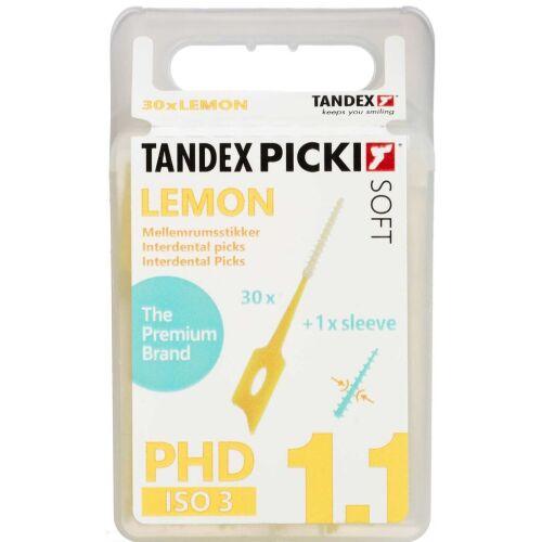 Køb TANDEX Tandstikker Soft 30 stk. online hos apotekeren.dk