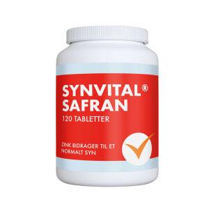 Køb SYNVITAL SAFRAN online hos apotekeren.dk