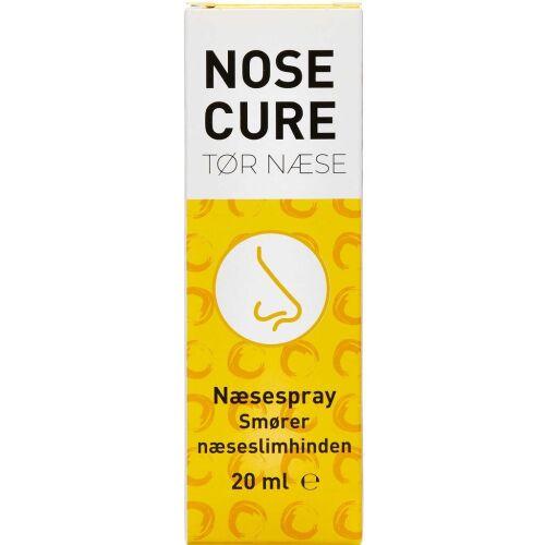 Køb NOSECURE DRY NOSE SPRAY online hos apotekeren.dk