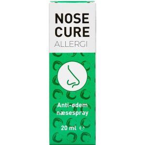 Køb NOSECURE ALLERGY SPRAY online hos apotekeren.dk