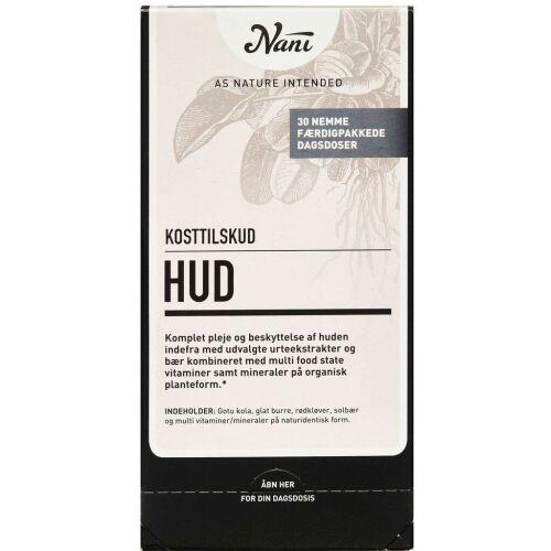 Køb Nani Kurpakke Hud 30 poser online hos apotekeren.dk
