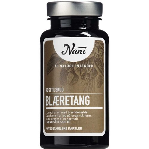 Køb Nani Blæretang 90 stk. online hos apotekeren.dk