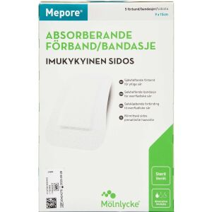 Køb MEPORE 9X15 CM online hos apotekeren.dk