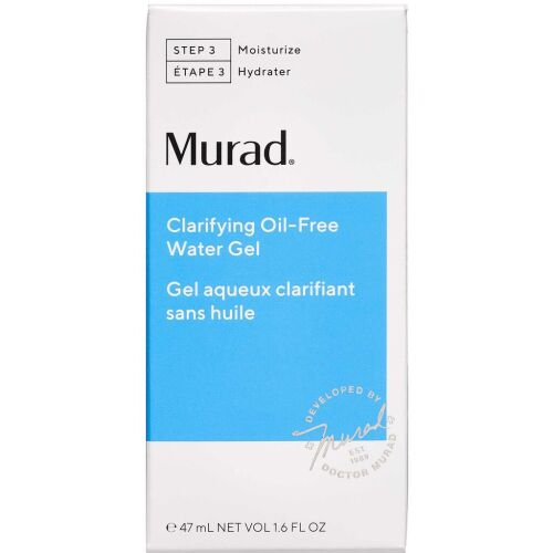 Køb Murad Clarifying Oil Free Water Gel 50 ml online hos apotekeren.dk