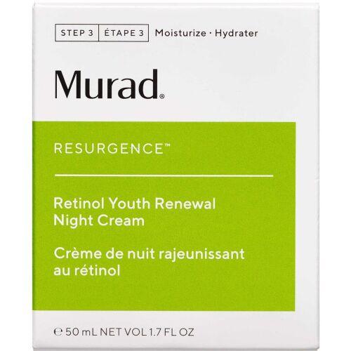 Køb Murad Retinol Youth Renewal Night Cream 50 ml online hos apotekeren.dk