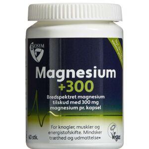 Køb BIOSYM MAGNESIUM + 300 KAPSLER online hos apotekeren.dk