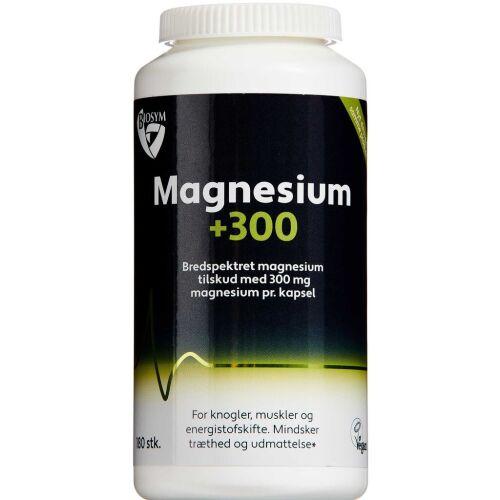 Køb BIOSYM MAGNESIUM +300 KAPS online hos apotekeren.dk