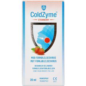 Køb COLDZYME STRAWBERRY MUNDSPRAY online hos apotekeren.dk