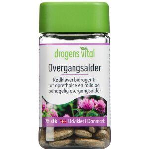 Køb Drogens Vital Overgangsalder 75 stk. online hos apotekeren.dk