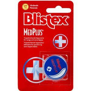 Køb Blistex Medplus 7 g online hos apotekeren.dk