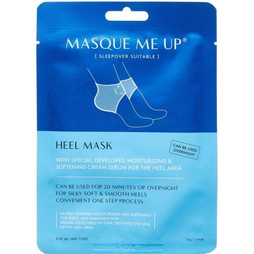 Køb Masque Me Up Heel Mask 6 g / 1 par online hos apotekeren.dk