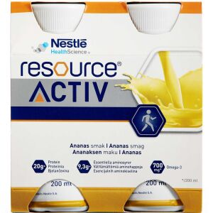 Køb RESOURCE ACTIV ANANAS online hos apotekeren.dk