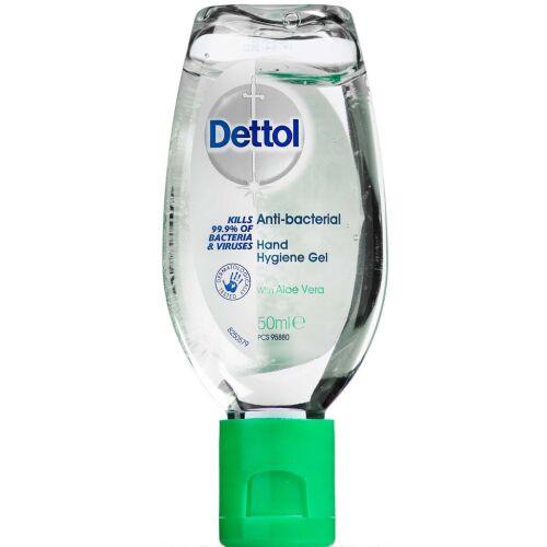 Køb DETTOL ANTI-BACTERIAL GEL online hos apotekeren.dk