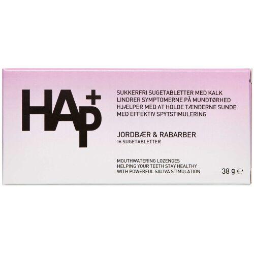 Køb HAP+ JORDBÆR OG RABARBER online hos apotekeren.dk
