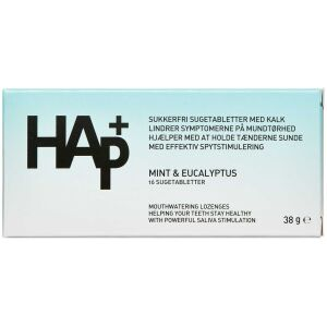 Køb HAP+ MINT OG EUCALYPTUS online hos apotekeren.dk