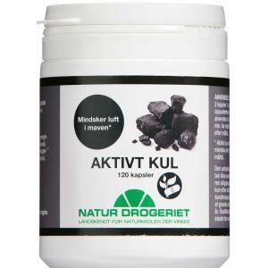 Køb AKTIVT KUL KAPSLER online hos apotekeren.dk