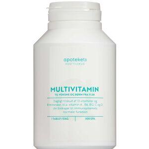 Køb APOTEKETS MULTIVITAMIN VOKSEN online hos apotekeren.dk