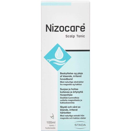 Køb NIZOCARE SCALP TONIC online hos apotekeren.dk