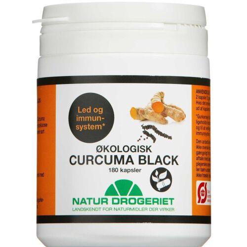 Køb CURCUMA BLACK KAPS online hos apotekeren.dk