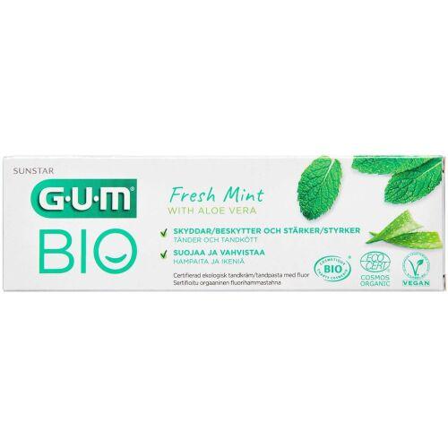 Køb GUM BIO VEGAN TANDPASTA online hos apotekeren.dk
