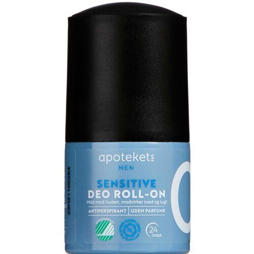 Køb APOTEKETS MEN SENS.DEO ROLL-ON online hos apotekeren.dk
