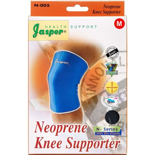 Køb Jasper Neopren knæbandage medium 1 stk. online hos apotekeren.dk