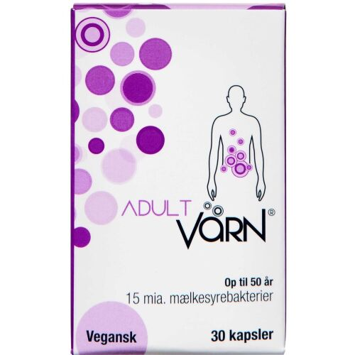 Køb ADULTVÄRN KAPSLER online hos apotekeren.dk