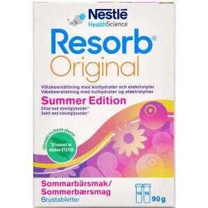 Køb RESORB ORIG.SOMMERBÆR BRUSTABL online hos apotekeren.dk
