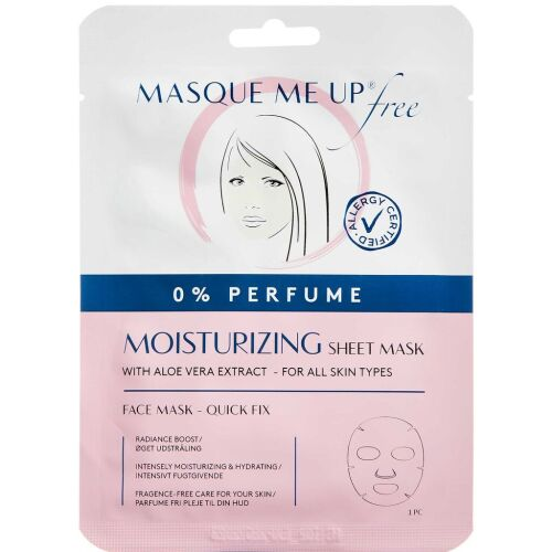 Køb MASQUE ME UP MOISTURIZING MASK online hos apotekeren.dk