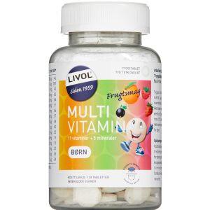 Køb LIVOL MT BØRN FRUGTSMAG TTB online hos apotekeren.dk