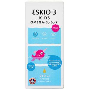 Køb ESKIO-3 KIDS TUTTI-FRUTTI online hos apotekeren.dk