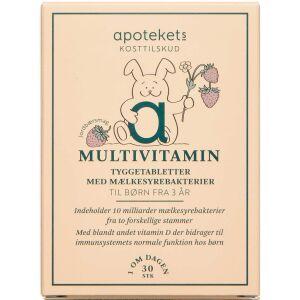 Køb APOTEKETS MULTIV. MÆLKES. BØRN online hos apotekeren.dk