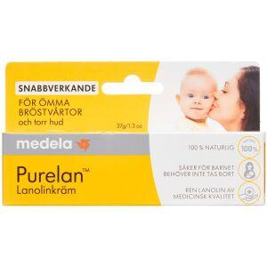 Køb MEDELA PURELAN LANOLIN CREME online hos apotekeren.dk