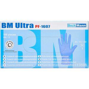 Køb BM ULTRA NITRIL PUD.FRI M online hos apotekeren.dk