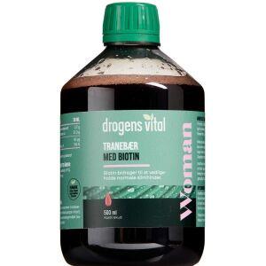 Køb DROGENS VITAL TRANEBÆR online hos apotekeren.dk