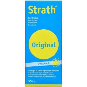 Køb STRATH ORIGINAL D-VITAMIN online hos apotekeren.dk