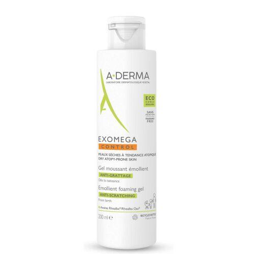 Køb A-DERMA EXOMEGA CONTROL GEL online hos apotekeren.dk