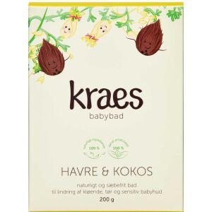 Køb KRAES BABYBAD HAVRE/KOKOS online hos apotekeren.dk