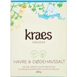 Køb KRAES BABYBAD HAVRE/DØDEHAVS. online hos apotekeren.dk