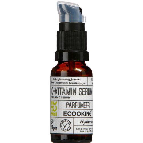 Køb ECOOKING C-VITAMIN SERUM online hos apotekeren.dk