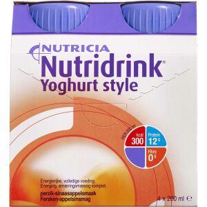 Køb NUTRIDRINK YOGH.STYLE FER/APP online hos apotekeren.dk