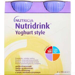 Køb NUTRIDRINK YOGH.STYLE VANI/CIT online hos apotekeren.dk