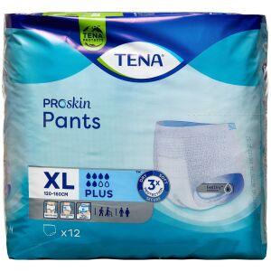 Køb TENA PANTS PLUS STR XL online hos apotekeren.dk