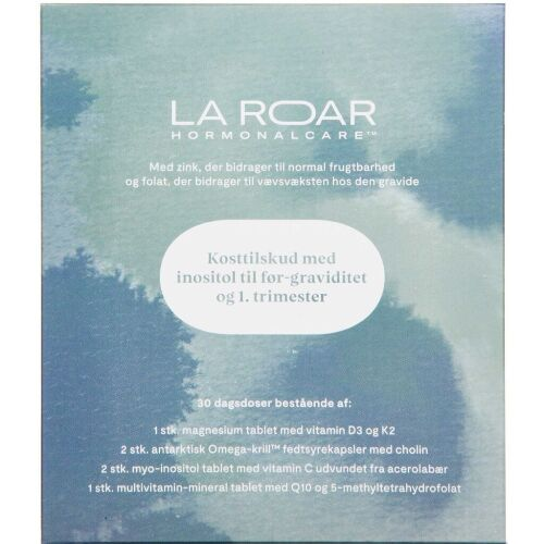 Køb LA ROAR HORMONALCARE DOS.POSE online hos apotekeren.dk