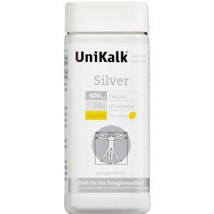 Køb UNIKALK SILVER TYGGETABL online hos apotekeren.dk