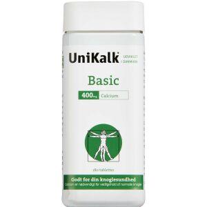 Køb UNIKALK BASIC TABLETTER online hos apotekeren.dk