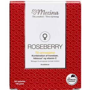 Køb ROOSEBERRY online hos apotekeren.dk